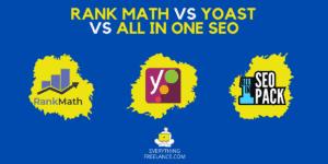 Rank Math vs Yoast vs All In One